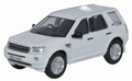 Land Rover Freelander Wit Fuji White  1/76