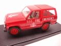 Nissan Patrol Brandweer - Fire Emergency 1/24