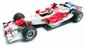 Toyota Racing Panasonic  TF106 J,TRULLI 2006 F1  Formule1 1/18