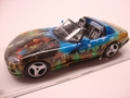 Dodge Viper RT10 airbrush fabrik