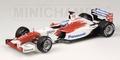 Toyota Panasonic Racing TF102 M,Salo F1  Formule 1 1/18