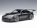 Porsche 911 (991) GT3 RS Zwart - Gloss Black 1/18