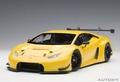 Lamborghini Huracan GT3  Geel - Pearl effect Yellow 1/18