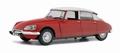 Citroen D Special 1972 Rouge Massena 1/18