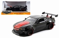 Chevrolet Camaro SS 2016 Wide body Black / zwart 1/24