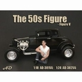 50 s style figure figuur V 1/18
