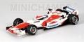 Toyota Panasonic racing TF104  O,Panis F1 Formule 1 1/18
