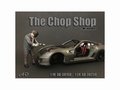 Chop set Mr Welder Figure Figuur  1/24