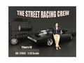 Street racing Crew III Figuur figure 1/24
