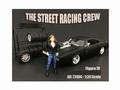 Street racing Crew IV Figuur figure 1/24