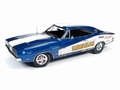 Dodge Charger R/T 1969 # 772  Hawaiin 1/18