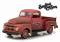 Ford F1 Pick up truk Sanford & Son 1952 Rood Red 1/18