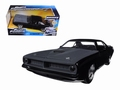 Letty's Plymouth Barracuda Zwart Black Fast & Furious 1/24