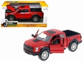 Ford F150 Raptor Rood  Red 1/24