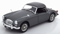 MGA MKI A 1500 Hard top 1957 Grijs metallic Grey 1/18