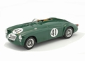 MG A ex182 roadster Le Mans  1955 # 41 Groen Green 1/18