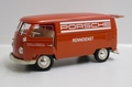 VW Volkswagen  Bus Rood Red