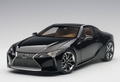 Lexus LC500 Zwart - Black 1/18