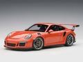 Porsche 911 (991) GT3 RS Oranje Lava Orange 1/18