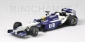 BMW Williams Fw24 Ralf Schumacher2002 F1 Formule1 1/18
