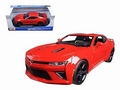 Chevrolet Camaro SS Rood Red 2016 1/18