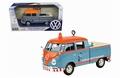 VW Volkswagen bus Type 2 (T1)Double cab pick up 1/24