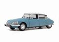 Citroen D Special 1972 Blauw Camarque Blue 1/18