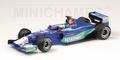 Sauber Petronas C21 N,Heidfeld F1 Formule 1 Rd Bull 1/18