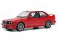 BMW M3  Rood  Red 1988 1/18