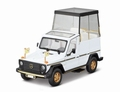 Mercedes Benz 230 GE Paus Mobile  1/43