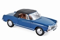 Peugeot 404 Cabriolet 1967 Blauw Mendoza blue 1/18