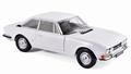 Peugeot 404 Coupe 1967 Wit arosa  white 1/18
