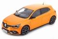 Renault Meganne RS 2017 Oranje Tonic Orange 1/18