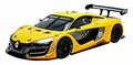 Renault RS 01 Geel offcial Yellow 1/18