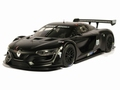 Renault RS 01 Test Black version 2014 1/18