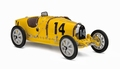 Bugatti Typ 35 Grand Prix Nation color project Belgien  1/18