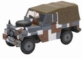 Land Rover Lightweight Canvas  Berlin Scheme 1/43