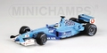 Renault Benetton B201 G,Fisichelle F1 Formule1 ELF Fisico 1/18