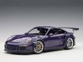 Porsche 911 GT3 RS Paars / Ultraviolet 1/18