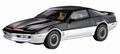 Pontiac Trans Am Zwart Black KITT Knight Rider 1/43