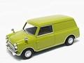 Mini Van  Groen  Green 1/43