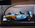 Renault F1 Team J,Trulli R23 Formule 1  ELF 1/18