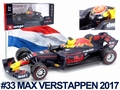 Red Bull Racing TAG Heuer RB13  Max Verstappen 1/43