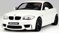 BMW M1  E82 Coupe Wit White  1/18