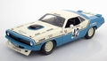 Plymouth Barracuda 1970 #42 1/18