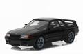 Nissan Skyline GT-R (R32) 1989 Zwart  Black 1/43