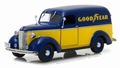 Chevrolet Panel truck 1939 Good Year Banden -  Tires 1/24