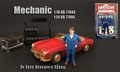 John insepecting Mecanic  Mechanieker 1/24
