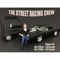 Street racing Crew IV  1/18