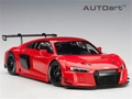 Audi R8 FIA GT GT3  Rood   Red 1/18